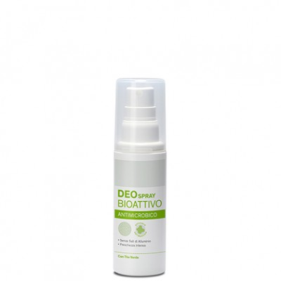 DEO SPRAY BIOATTIVO ANTIMICROBICO