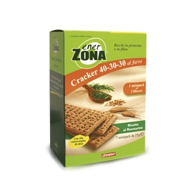 CRACKER 40-30-30 MINIPACK 7x25 GR